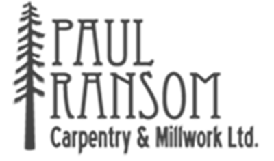 Paul Ransom Carpentry and Millwork Ltd.
